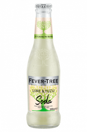 Fever-Tree Lime and Yuzu Soda