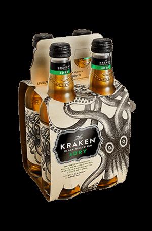 Kraken Rum and Dry Premix