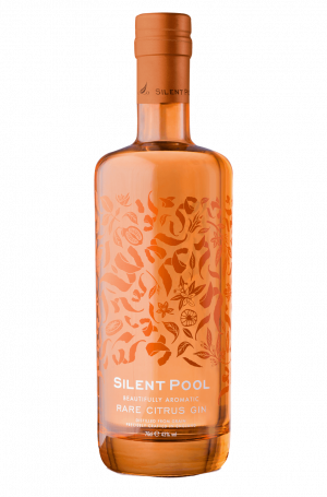 Silent Pool Citrus Gin